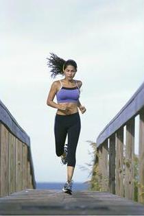 Woman Runner 1 a