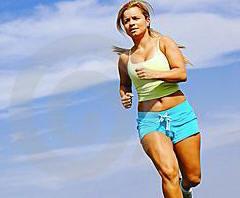 woman runner 5a a